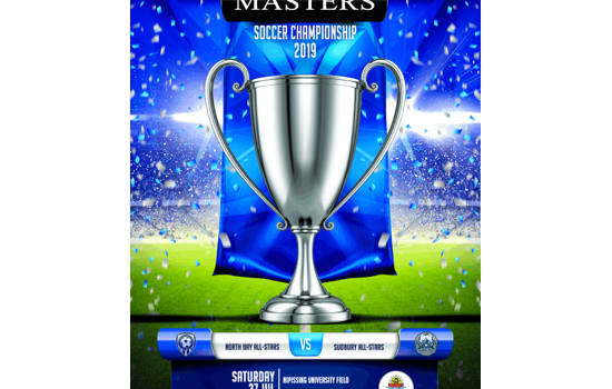 MASTERS SOCCER CHAMPIONSHIP 2019
